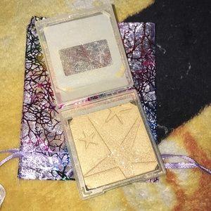 Canary diamond mineral shimmer powder new damaged